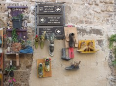 Detalles calles ciudad antigua - Akko - Israel (11)