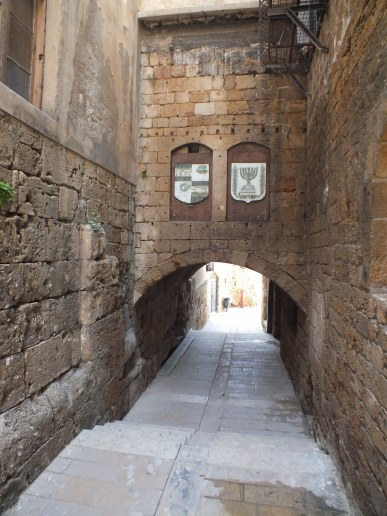 Detalles calles ciudad antigua - Akko - Israel (7)