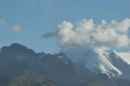 Detalle del Chimborazo