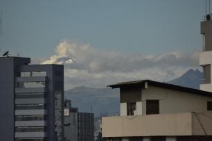 El Cotopaxi desde Quito (2)