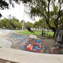 Parque de la Carolina 1