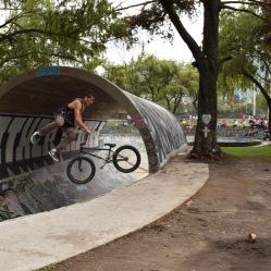 Parque de la Carolina 2
