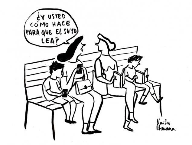 Lectura - De el ejemplo