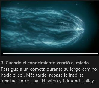 Cosmos Cap. 3