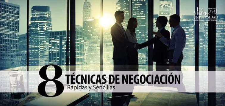 Técnicas de negociación (1)