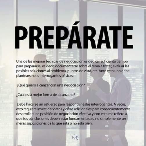 Técnicas de negociación (2)